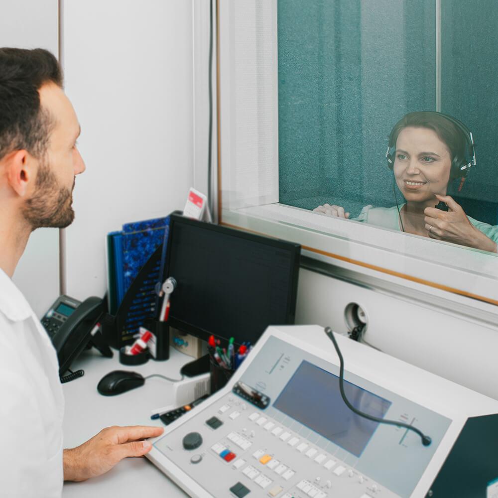 Hearing Test San Antonio